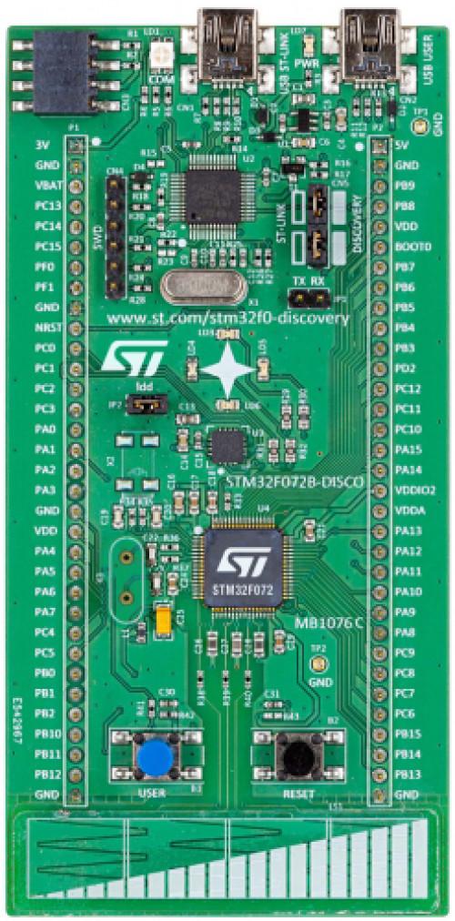 Nucleo STM32F0 DISCOVERY STM32F030 STM32 ARM Cortex-M0 Development Board Arduino